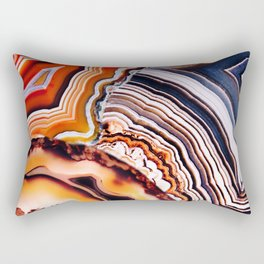 The Earth and Sky teach us more Rectangular Pillow