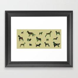 Army Of Angels Framed Art Print