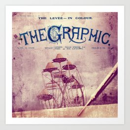 The Graphic Art Print