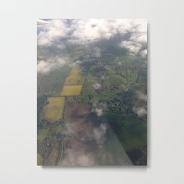 Goodbye England Metal Print