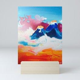 Ah Create And Destroy Mini Art Print