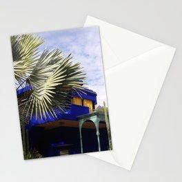 Jardin Majorelle I, Marrakesh, Morocco Stationery Cards