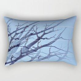 ABSTRACT TREE 5 Rectangular Pillow
