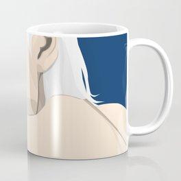 Moan Coffee Mug