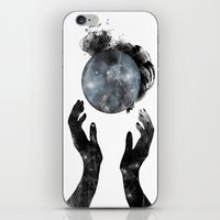 howl iPhone & iPod Skins featuring Howl by M. Vander