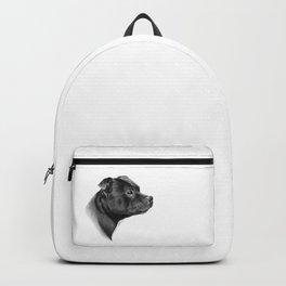 Staffy Backpack