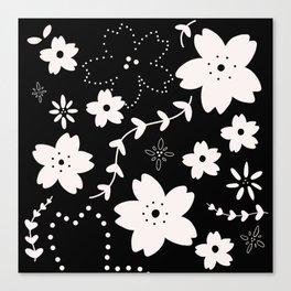 Dark Sakura 2018 Canvas Print