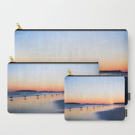 """All My """"Ducks"""" In A Row Carry-All Pouch"""
