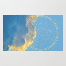 Create Your Own Constellation Rug
