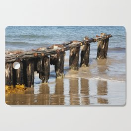 Sea Power Cutting Board