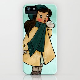 Blow Me A Kiss iPhone Case