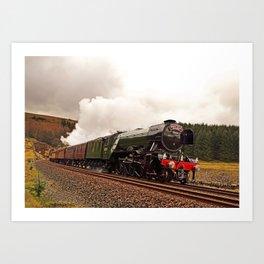 Flying Scotsman 60103 Art Print