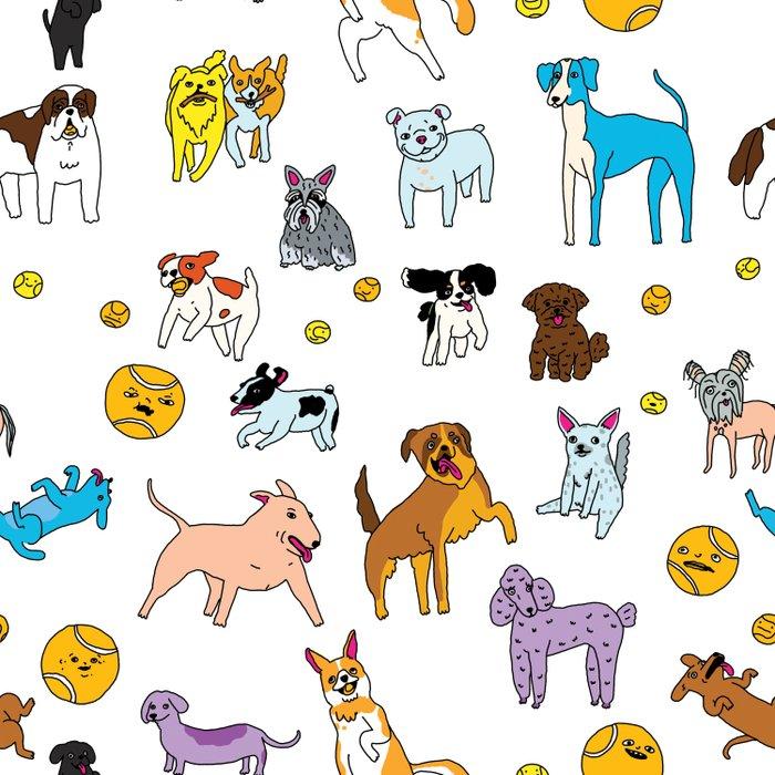 Dog Heaven Comforters