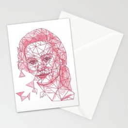 Brie Larson Fracture Drawing Stationery Cards