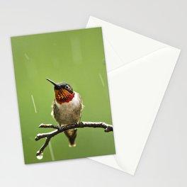 Hummingbird XIII Stationery Cards