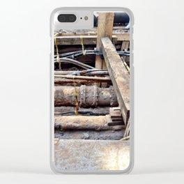 Below Clear iPhone Case