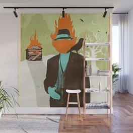THE FIRESTARTER Wall Mural