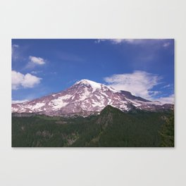 Mt Rainier, Washington Canvas Print