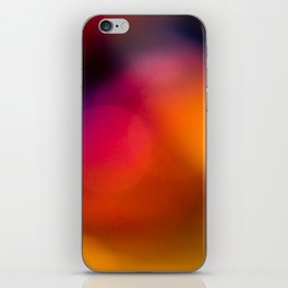 Abstract Background Candle iPhone Skin