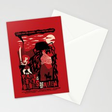 B-Movie Stationery Cards