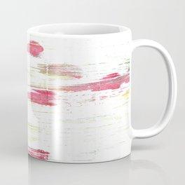Baby powder abstract watercolor Coffee Mug