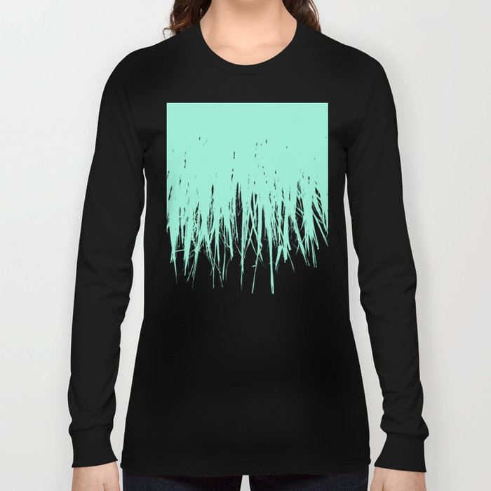 Fringe Concrete Mint Long Sleeve T-shirt