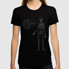 Joyce Manor Skeleton T-shirt