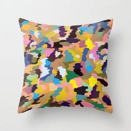 Heikado - Modern Camouflage Pattern Throw Pillow
