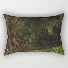 mystic willow Rectangular Pillow