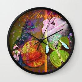 The Awakening of Self Wall Clock