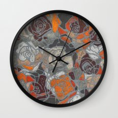 Relief Wall Clock