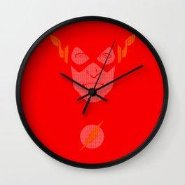 THE FLASH! Wall Clock