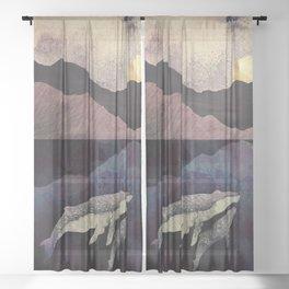 Bond Sheer Curtain