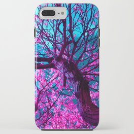 purple tree XII iPhone Case