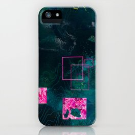 Journey of the Rebel, the Outcast, and the Ubermensch iPhone Case