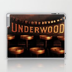 Underwood No. 5 Laptop & iPad Skin