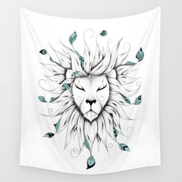Poetic King Wall Tapestry
