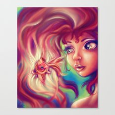Magical Waters Canvas Print