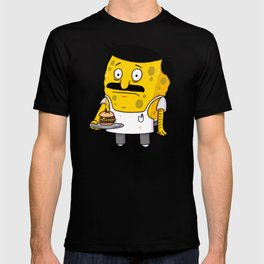SpongeBob's Burgers T-shirt