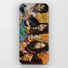 NABE Party  iPhone & iPod Skin