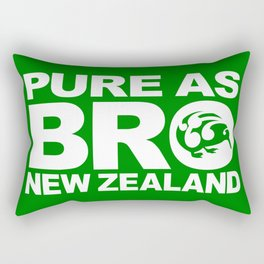 Pure as BRO New Zealand Kiwi Rectangular Pillow