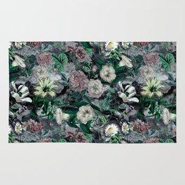 Floral Camouflage VSF016 Rug