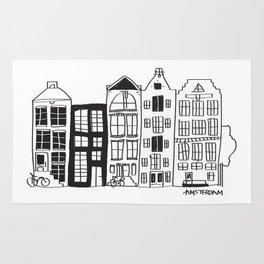 Amsterdam. Rug