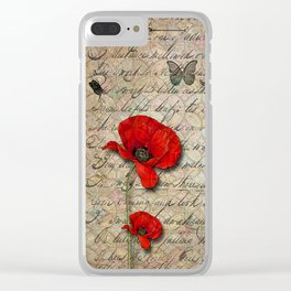 The Letter Clear iPhone Case