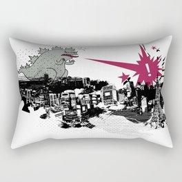 Gojira Rectangular Pillow