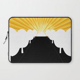 Tree Avenue Laptop Sleeve