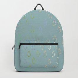 Magic raindrops 2 Backpack