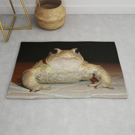 Common European Toad Rug