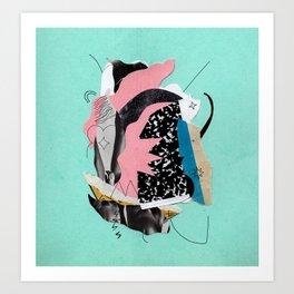 Finite=alright Art Print