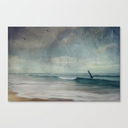 AtlantiC Bliss Canvas Print